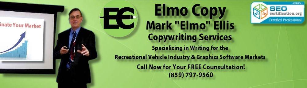 ElmoCopy – Mark Elmo Ellis Copywriter