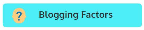 blog success factors
