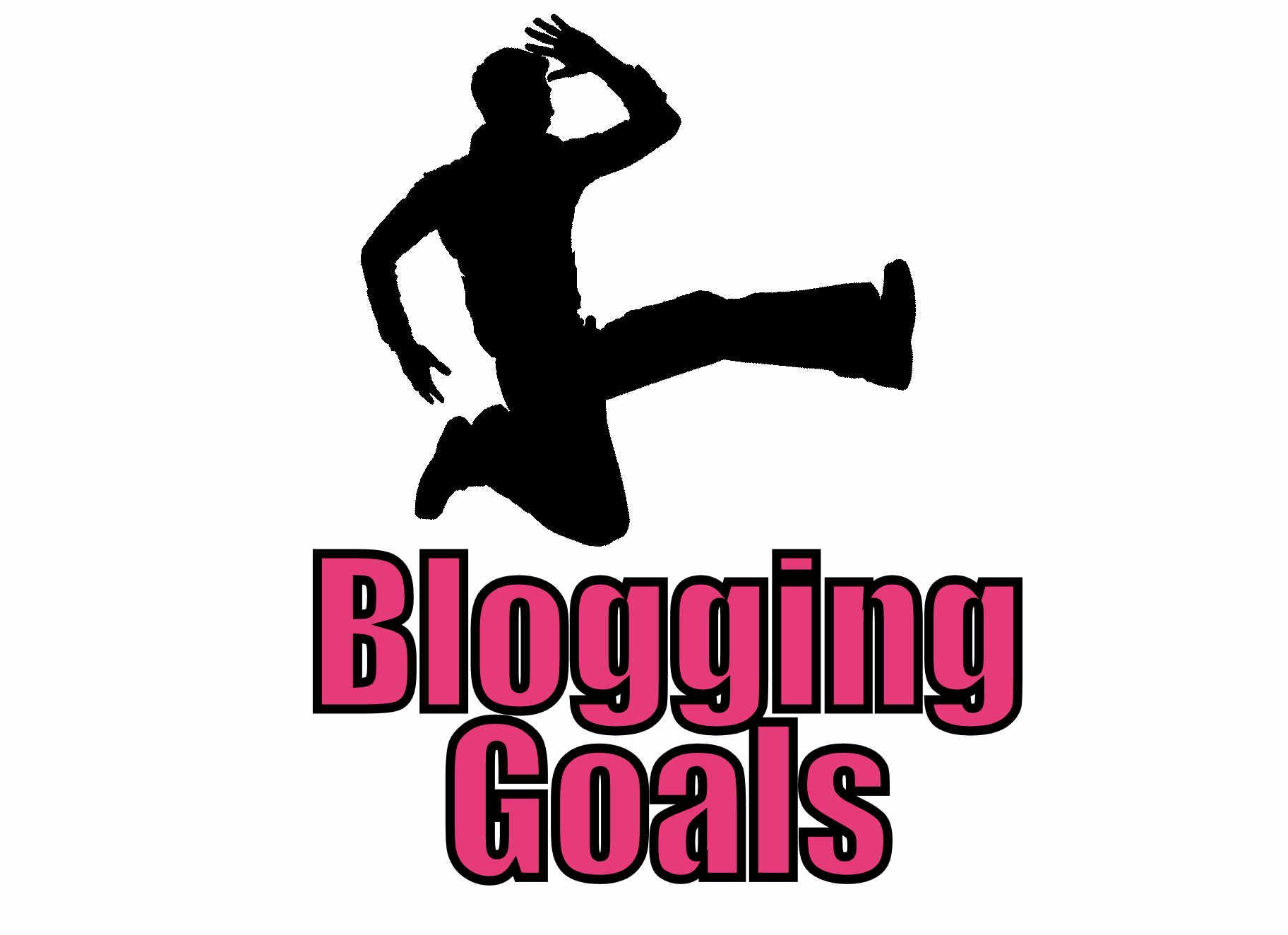 Pro Blogging Goals