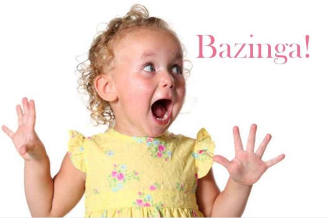 bazinga title