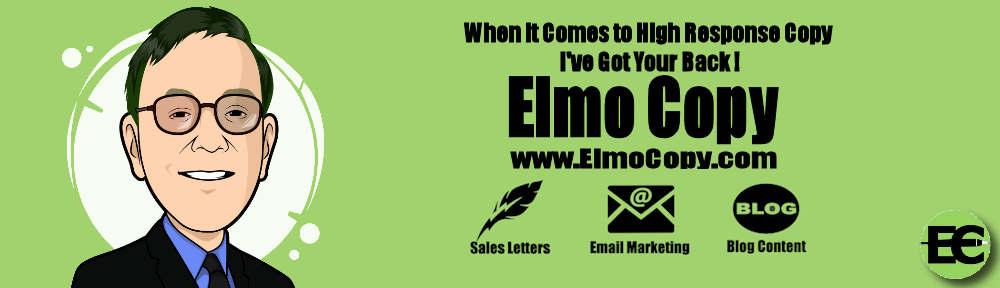 Elmo Copy Banner