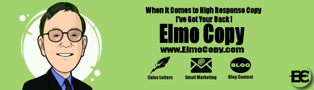 ElmoCopy – Mark Elmo Ellis Copywriter
