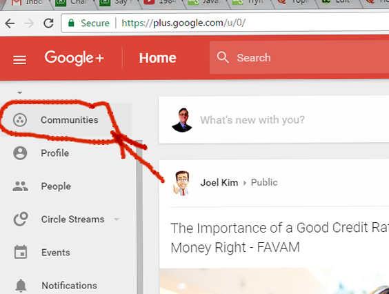 Using repurposed content on google plus