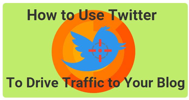 use twitter for traffic