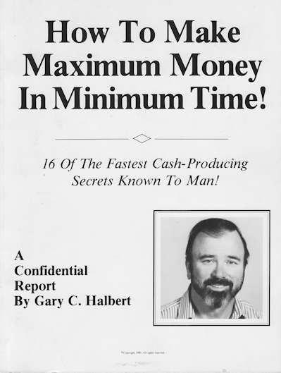 Halbert eBook
