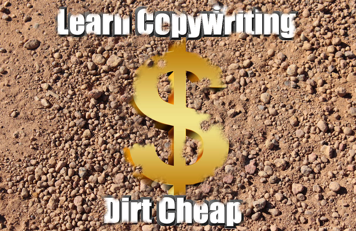 Learn Copywriting Dirt Cheap