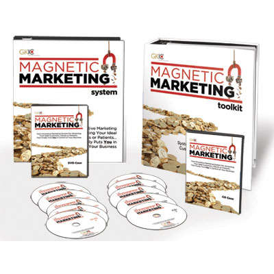 magnetic marketing sales letter course