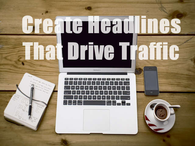 headlines that drive traffic