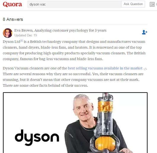 Quora copywriters reaearch