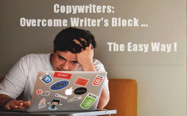 writer's block for copywriters