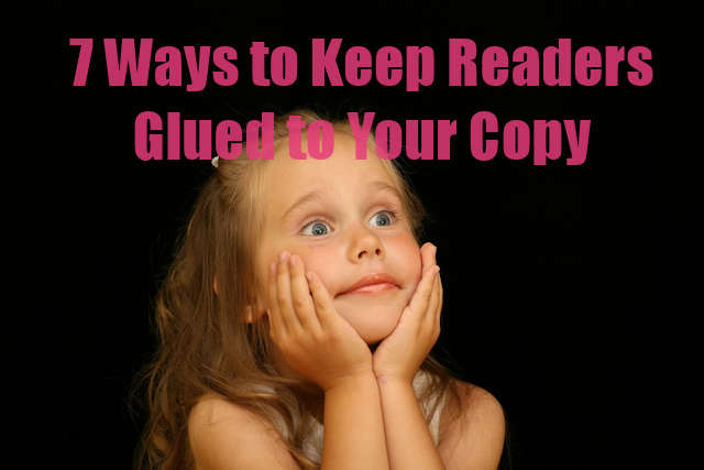 Keep Readers on Your Page